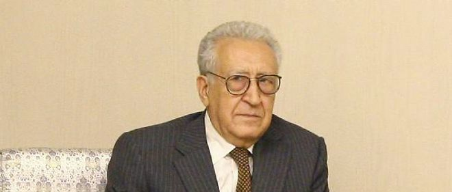 La tâche du médiateur pour la Syrie Lakhdar Brahimi sera extrêmement difficile dans un contexte de violences exacerbées.