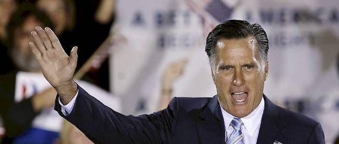La vidéo de Mitt Romney a été filmée à l'insu du candidat républicain lors d'une séance de levée de fonds le 17 mai dernier.