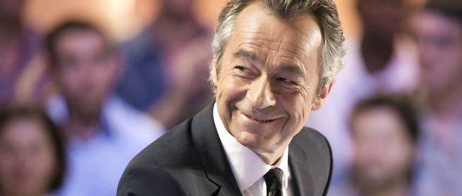 """Michel Denisot a accepté de prendre la tête du """"Vanity Fair"""" français."""