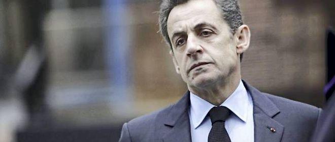 Le président sortant Nicolas Sarkozy a été battu lors de l'élection présidentielle face au socialiste François Hollande.