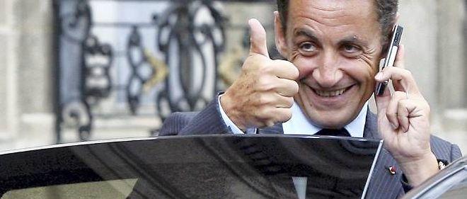 """43 % des seuls sympathisants UMP répondent même que Nicolas Sarkozy leur """"semble le plus capable de faire gagner la droite lors de la prochaine élection présidentielle en 2017"""", selon un sondage LH2."""