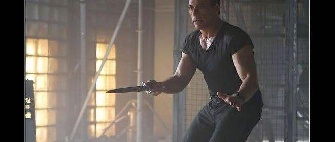 """Jean-Claude Van Damme dans """"Expendables 2"""", de Simon West."""