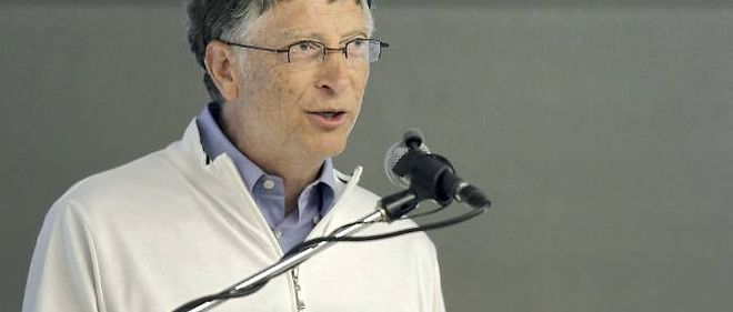 """Bill Gates, le 14 août 2012. Le cofondateur de Microsoft reste à la première place du classement établi par """"Forbes"""" des fortunes américaines."""