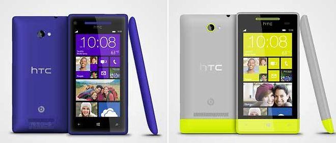 Le nouvel HTC issu du partenariat avec Microsoft.