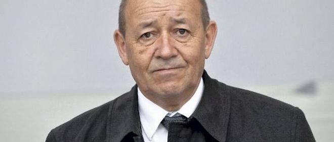 Le ministre de la Défense, Jean-Yves Le Drian, assure que la France pourrait intervenir au Mali.
