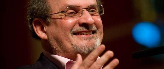 Salman Rushdie à Washington, en 2008