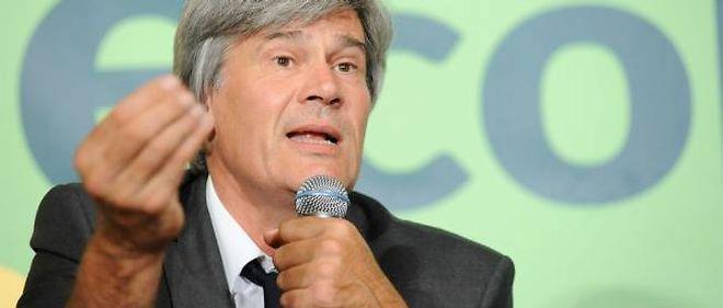 Le ministre de l'Agriculture, Stéphane Le Foll.