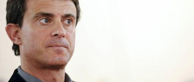 """La laïcité, a insisté Manuel Valls, """"est faite pour apaiser, pour protéger, pas pour jeter les uns contre les autres ni pour nier le fait religieux""""."""