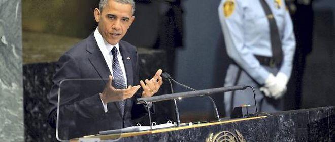 """ONU - Obama dénonce une """"attaque contre l'Amérique"""" à Benghazi"""