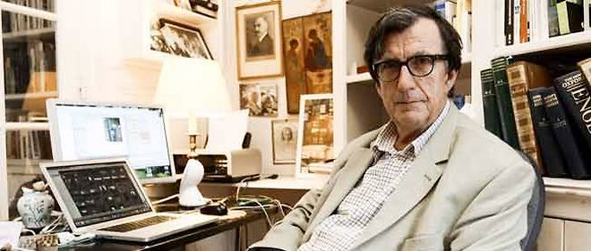 Bruno Latour, sociologue, anthropologue et philosophe des sciences.