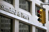 Le siège de Standard & Poors's à Manhattan. ©Richard B. Levine