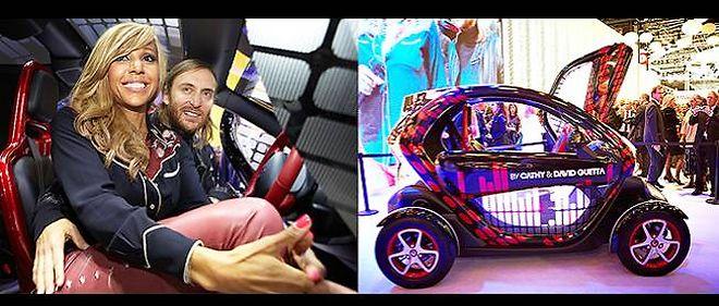 Si même Cathy et David Guetta s'y mettent, le Twizy a toutes les chances de devenir une icône des quartiers branchés. A l'inverse de la vocation initiale des mini-voitures, à la vocation rurale affirmée.