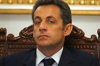 Nicolas Sarkozy. ©-