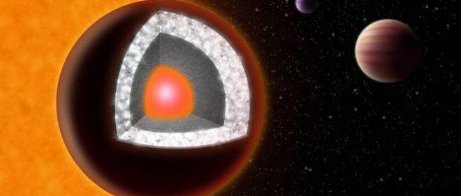 Une étonnante Planète De Diamant Découverte Le Point
