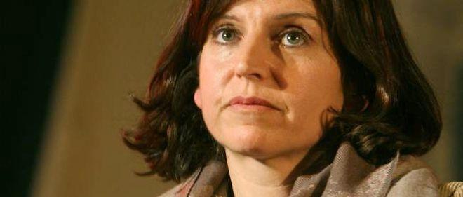 Florence Lamblin, conseillère du 13e arrondissement de Paris.