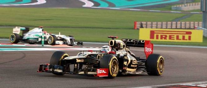 Kimi Räikkönen a remporté à Abou Dhabi sa 19ème victoire en Grand Prix.