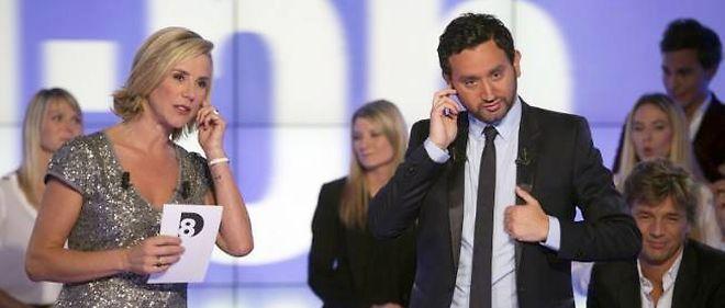 Laurence Ferrari et Cyril Hanouna ont lancé officiellement la chaîne D8 le 7 octobre 2012.