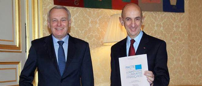 L'ancien patron d'EADS et de la SNCF, aujourd'hui commissaire général à l'investissement, a remis au Premier ministre ses pistes pour relancer l'économie française.