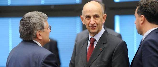 Louis Gallois, le 11 juillet 2012 à Paris