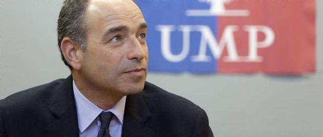 Jean-François Copé, président à la présidence de l'UMP.