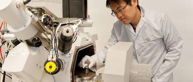 Grâce aux nanotechnologies, l'or peut maintenant devenir rouge, vert ou bleu, sans traitement chimique...