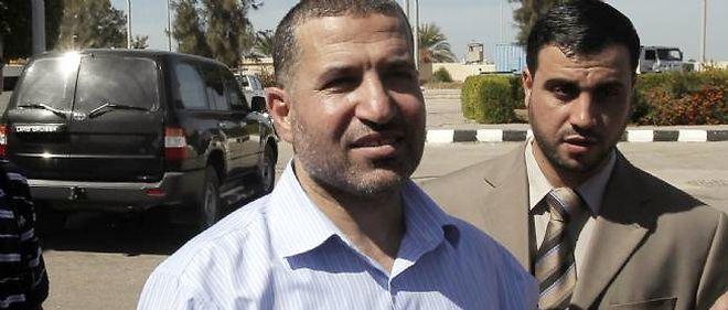 Ahmad Jaabari, le chef des opérations militaires de la branche armée du Hamas.