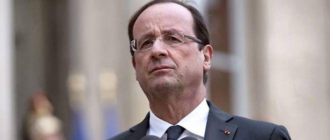 François Hollande a parlé de la nouvelle coalition de l'opposition syrienne comme du futur gouvernement provisoire de la Syrie démocratique.