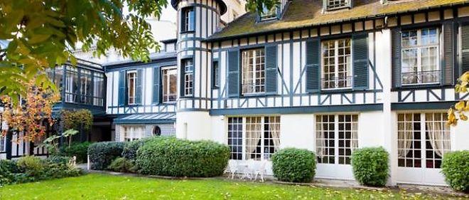 A Saisir Maison De Campagne En Plein Paris Le Point