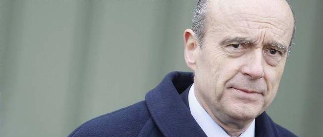 Alain Juppé s'est exprimé dimanche midi.