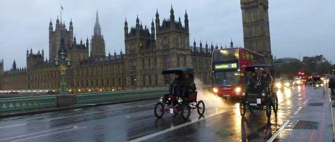 Londres-Brighton 2012 : la balade des centenaires