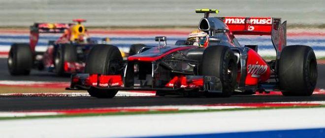 Le tournant de la course - somptueuse - où Hamilton a pris l'ascendant sur Vettel. Il reporte du coup la conclusion du championnat pilotes au prochain GP où Alonso, terminant 3e à Austin, conserve ses chances.