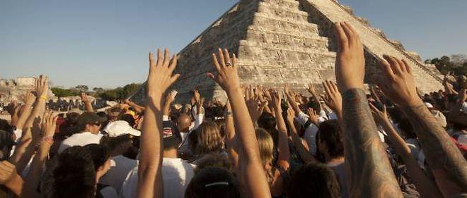 Chichén Itzá est le site archéologique qui devrait connaître la plus forte affluence, avec pour point d'orgue une grande cérémonie le 21 décembre.