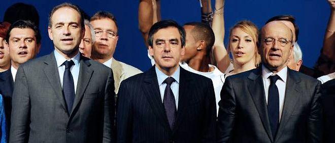 Qu'il paraît loin le temps où l'UMP était unie pour la présidentielle de 2012. À peine quelques mois après, Copé, Fillon et Jupé ne sont plus sur la même longueur d'onde.