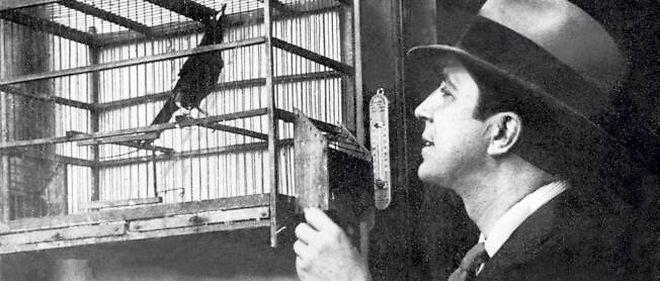 Carlos Gardel en 1930.