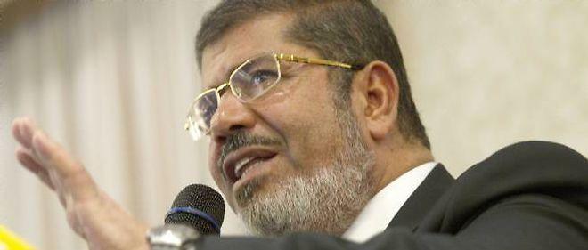 Le président égyptien Mohamed Morsi a des pouvoirs de plus en plus étendus.