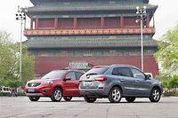 Renault s'implante industriellement en Chine pour y fabriquer des Koleos, le SUV de sa filiale coréenne Samsung.