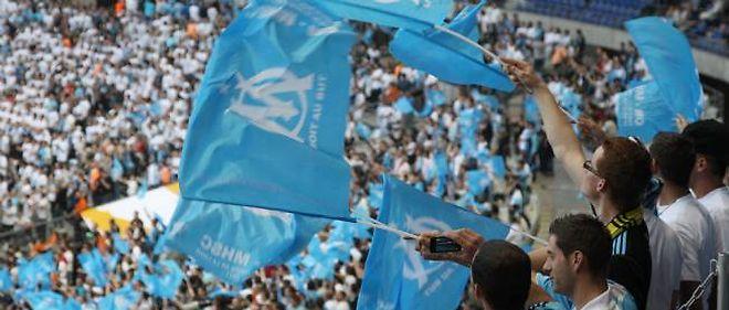Les supporteurs phocéens assisteront à une rencontre au sommet, entre le deuxième (OM) et le quatrième (OL) de Ligue 1, seulement séparés d'un petit point.