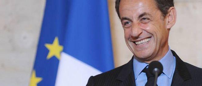 Nicolas Sarkozy, le 14 janvier 2011 à l'Élysée.