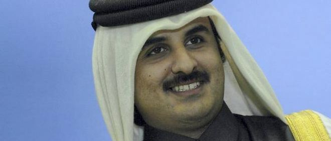 Mohamed al-Ajami a ete accuse d'avoir diffame le cheik Tamim Bin Hamad Bin Kahalifa Al Thani (photo).