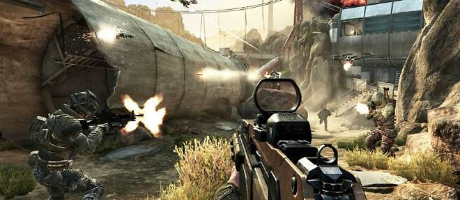 Une image du jeu Call of Duty Black Ops 2