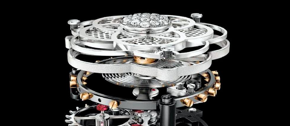 Le Tourbillon Volant de Chanel couronné à Genève