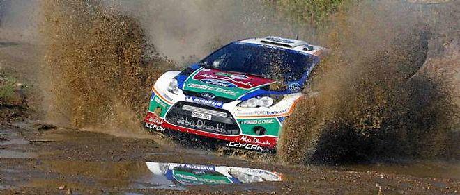 C'est finalement sur la Ford Fiesta WRC que le Finlandais ouvrira sa saison 2013 au Monte-Carlo.
