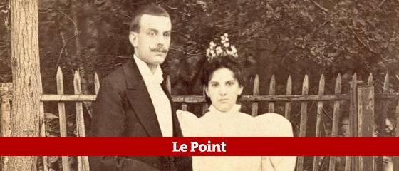 Mariage d'Estelle Arpels et Alfred Van Cleef - 1896