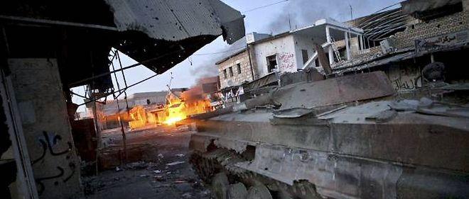 41 000 personnes seraient mortes en Syrie depuis le début des affrontements, selon l'OSDH.