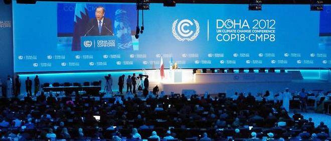 La présidence qatarie de la conférence de l'ONU sur le climat a annoncé samedi un accord au terme des négociations de Doha sur la lutte contre le changement climatique, donnant naissance à l'acte II de Kyoto.