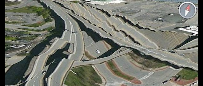 On pensait seulement que l'Apple Maps était source d'amusement par la déformation de certaines images. Aujourd'hui, on s'aperçoit que cette navigation GPS peut aussi vous faire courir de sérieux dangers.