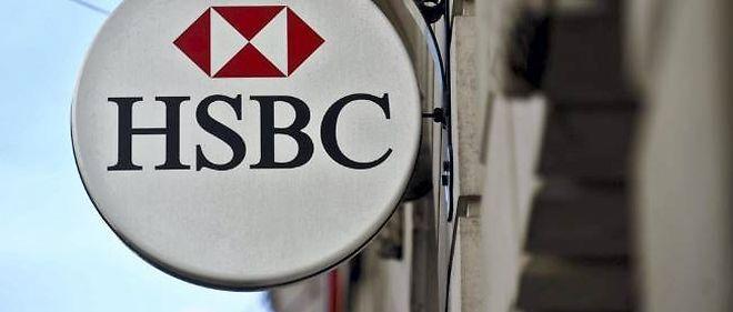 La première banque britannique, HSBC.