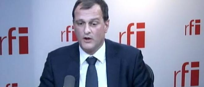 "Louis Aliot : ""Nos idees progressent dans la societe"""