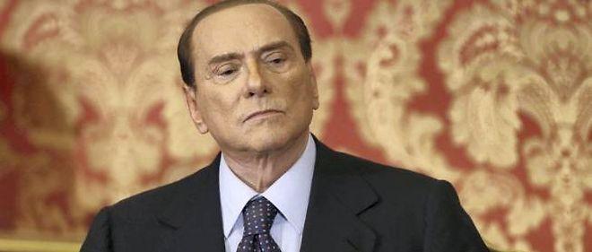 Silvio Berlusconi le 27 octobre 2012.