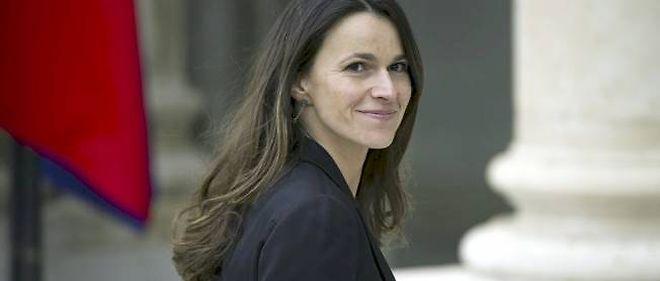 La ministre de la Culture Aurélie Filippetti.